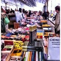 Photo taken at Mercat del Llibre Vell de Sant Antoni by Javi M. on 2/19/2012