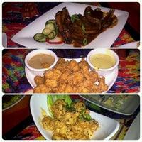 Photo taken at Café Tu Tu Tango by Rachelle on 5/30/2012