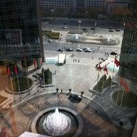 Photo taken at Grand Hyatt Beijing by Janghum C. on 11/12/2011