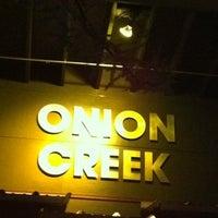 Photo taken at Onion Creek by Jordan S. on 6/25/2011