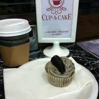 Photo taken at Cup-A-Cake by Natalie D. on 12/2/2011