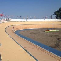 Photo taken at Chicago Velo Campus by Austin H. on 8/1/2012