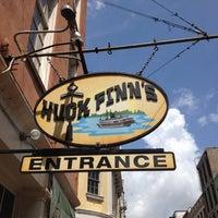 Photo taken at Huck Finn's Cafe by John H. on 4/2/2012