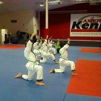 Photo taken at American Kenpo Karate by Margie M. on 8/14/2012