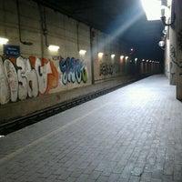 Photo taken at Stazione Suburbana Bologna Zanolini by ilaria i. on 1/17/2012