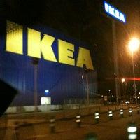 Photo taken at IKEA by Casa Rural María la Carbayeda on 1/25/2012