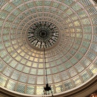Photo taken at Chicago Cultural Center by James K. on 11/3/2011