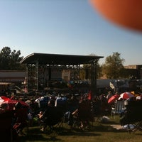 Photo taken at King Biscuit B.L.U.E.S. Festival by Roger P. on 10/7/2011