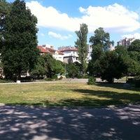 """Photo taken at Градина """"Буката"""" by Krasimir D. on 7/27/2011"""
