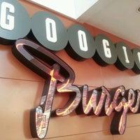 Photo taken at Googie Burger by Jareen I. on 2/23/2012