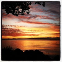 Photo prise au Golden Gardens Park par JSR le10/30/2011