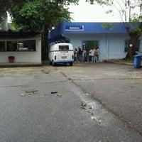 Photo taken at Escola Técnica Estadual Adolpho Bloch - ETEAB by Newton G. on 11/1/2011