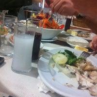 Photo taken at Olta Balık by Faruk Y. on 4/5/2012