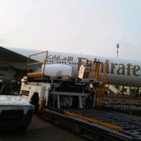 Photo taken at Technical Room Batavia Air in front of C73 Parking Stand by Agusto E. on 3/2/2012