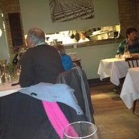 Photo taken at Franklins Restaurant by Joe S. on 12/28/2011