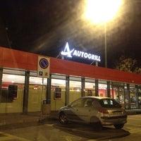 Photo taken at Area di Servizio Brughiera Ovest by Tomaso B. on 12/17/2011
