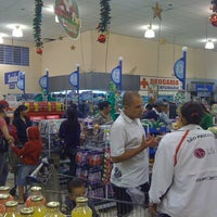 Photo taken at Lopes Supermercados by Ismael N. on 11/23/2011