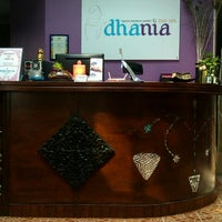Photo taken at Dhania Day Spa by Norazeen A. on 8/11/2012