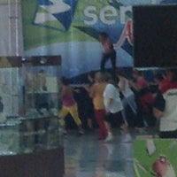 Photo taken at Plaza Sendero by Silversito B. on 7/30/2012