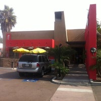 Photo taken at Fat Fish Cantina Grill by Baba Taiye R. on 9/8/2012