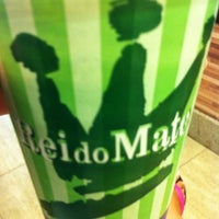 Photo taken at Rei do Mate by Livia M. on 4/20/2012