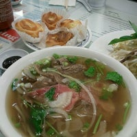 Photo taken at Pho Than Brothers by Kay L. on 7/31/2012