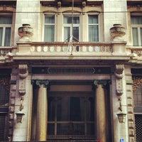 Photo taken at Hotel Astoria by Kopeyschik on 8/31/2012