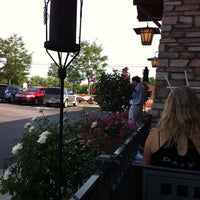 Photo taken at Carlyle Grill by Karen W. on 7/29/2011