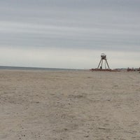 Photo taken at Brant Beach by Shane M. on 6/1/2012