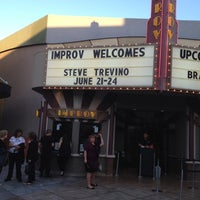 Photo taken at Ontario Improv Comedy Club by Mark M. on 6/22/2012