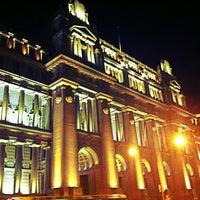 Photo taken at Palacio de Justicia de la Nación by Fabio R. on 4/18/2012