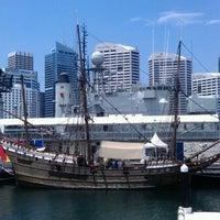 Photo taken at Australian National Maritime Museum by Keran M. on 11/7/2011