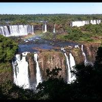 Foto tomada en Cataratas del Iguazú por Rodrigo D. el 1/26/2012