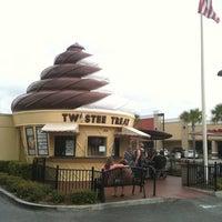 Photo taken at Twistee Treat by John M. on 2/18/2012
