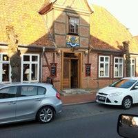 Das Foto wurde bei Bleckeder Brauhaus von Olli S. am 3/23/2012 aufgenommen