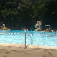 Photo taken at Old Orchard Swim Club by Rob S. on 7/26/2011