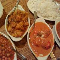 Photo taken at Cafe Raj by Malik J. on 10/6/2011