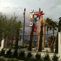"""Photo taken at The Neon Museum by Claudine """"Cheesecake"""" S. on 11/4/2011"""