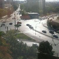 Photo taken at Tandoğan Square by Onur K. on 10/28/2011