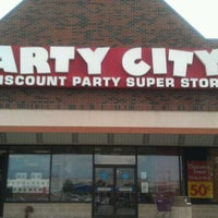 Photo taken at Party City by Jessica G. on 9/2/2011