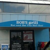 Photo taken at Bob's Grill by Cheryl L. on 6/17/2012