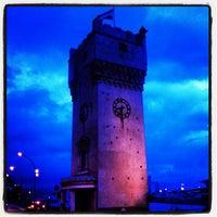 Photo taken at Torre Leon Pancaldo (Torretta) by Davide 🇮🇹 Italy 🇮🇹 on 5/4/2012