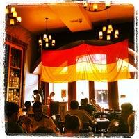 Photo taken at Brauhaus Schmitz by Martin L. on 6/22/2012