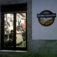 Photo taken at Ultima Estación by Vanesa G. on 2/11/2012