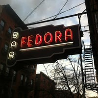 Photo taken at Fedora by Xander H. on 4/9/2012