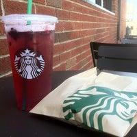 Photo taken at Starbucks by Kalinda P. on 7/11/2012