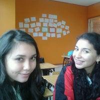 Photo taken at Colegio Patagonia College by Isa B. on 3/1/2012