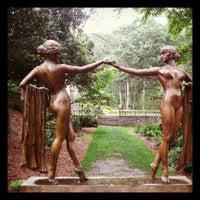 Photo taken at Norfolk Botanical Garden by Jeffrey D. on 5/22/2012