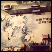 Photo taken at Ninth Street Espresso by Wyatt L. on 5/18/2012