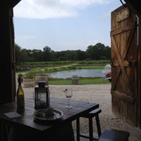 Photo taken at Chamard Vineyard by Jessica H. on 8/11/2012